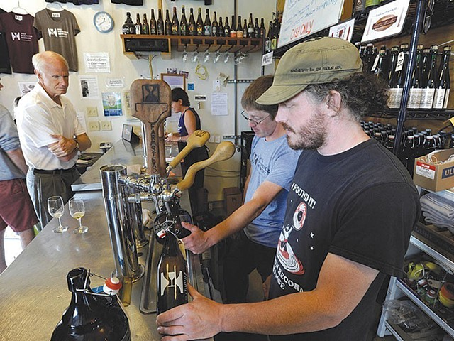 Hill Farmstead Brewery - FILE: JEB WALLACE-BRODEUR
