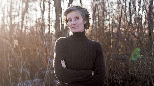 Melanie Finn - COURTESY