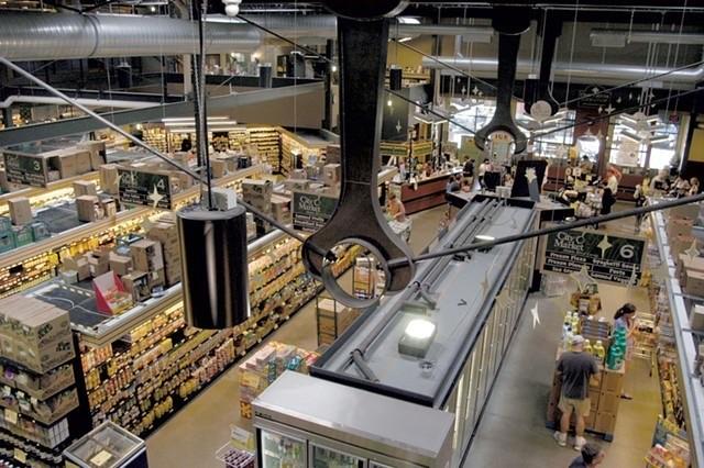 City Market/Onion River Co-op in downtown Burlington - MATTHEW THORSEN/FILE ©️ SEVEN DAYS