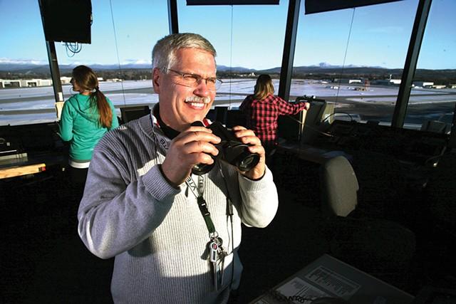 Ronald Bazman, Air Traffic Manager - MATTHEW THORSEN