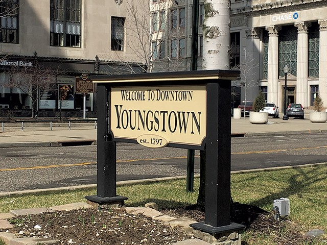 Youngstown, Ohio - PAUL HEINTZ