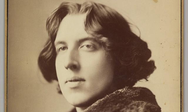 Oscar Wilde - NAPOLEON SARONY, CC0, VIA WIKIMEDIA COMMONS
