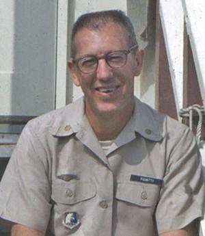 Lt. Col. Harvey L. Ottinger (Ret.) - COURTESY PHOTO