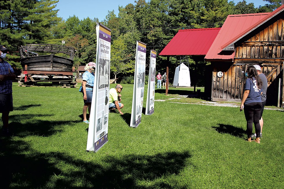 Lake Champlain Maritime Museum - COURTESY