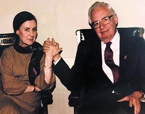 Rita and Tony Pomerleau - COURTESY PHOTO