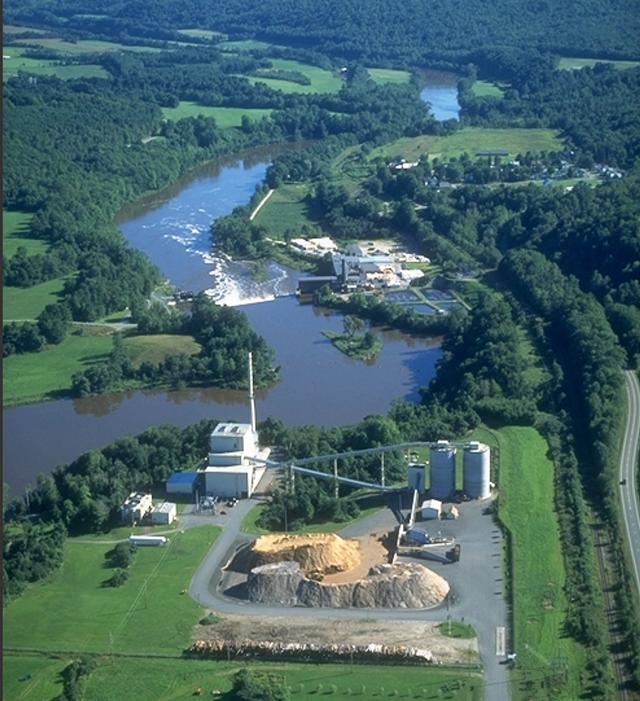Ryegate power plant - STORED SOLAR, LLC