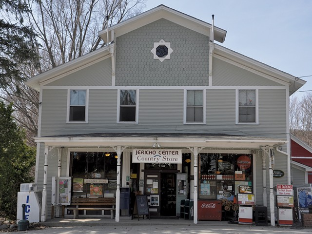 Jericho Center Country Store - COURTESY OF ERICA HOUSKEEPER