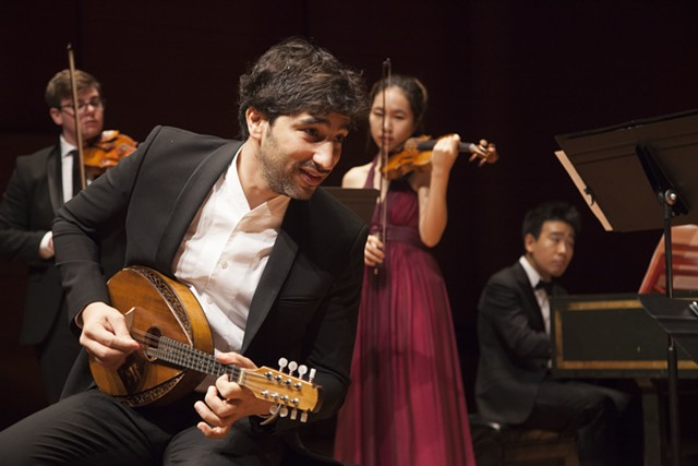 Chamber Music Society of Lincoln Center - COURTESY OF TRISTAN COOK