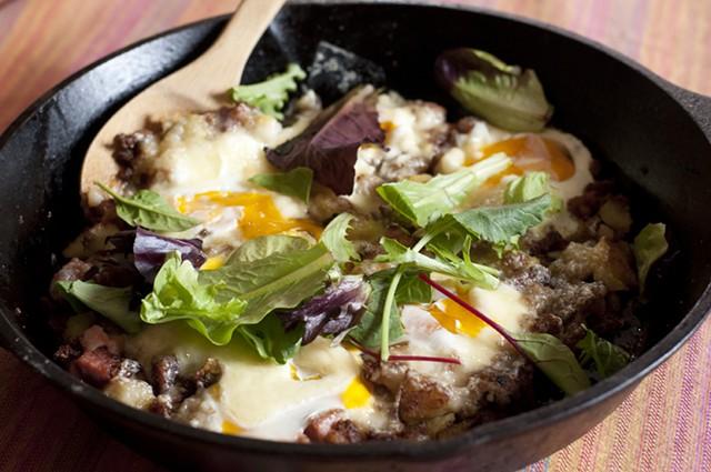 Rethinking the ham-and-egg breakfast - HANNAH PALMER EGAN