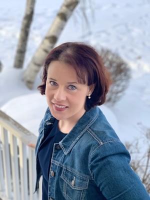 Julie Hulburd - COURTESY OF GOV. PHIL SCOTT'S OFFICE