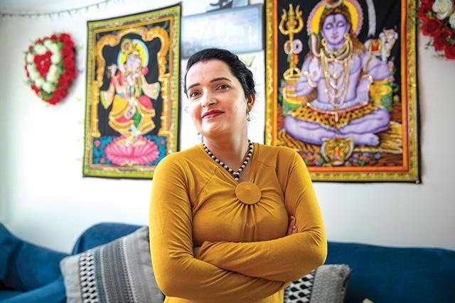 Gita Dhakal - JAMES BUCK
