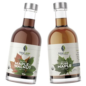 New Leaf maple syrups - COURTESY PHOTO ©️ SEVEN DAYS