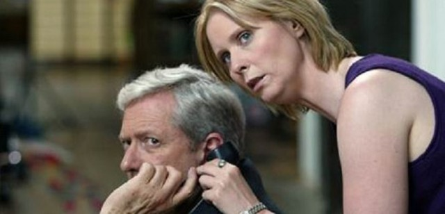 """Michael Murphy and Cynthia Nixon in """"Tanner on Tanner"""" - SUNDANCE CHANNEL"""