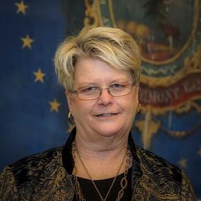 Sen. Ann Cummings - COURTESY: VERMONT SENATE