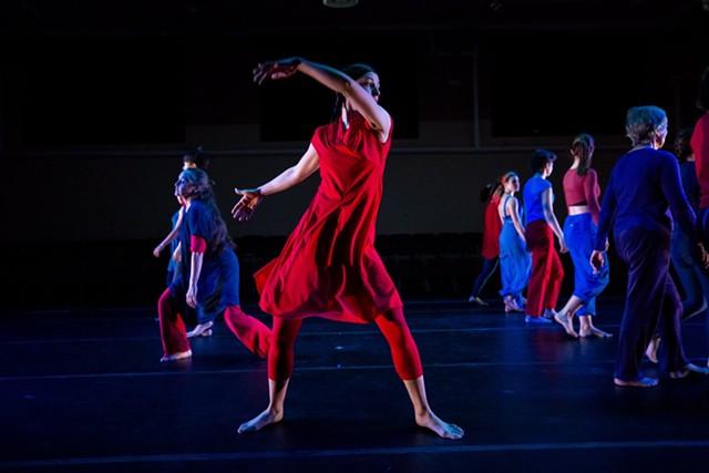 'Dancing Uphill' - COURTESY OF LINDSAY RAYMONDJACK