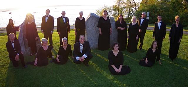 Solaris Vocal Ensemble - COURTESY OF STEPHEN MEASE