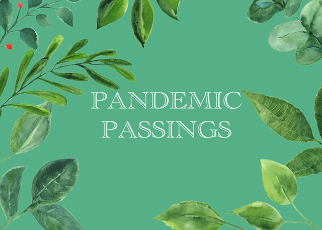 Still from 'Pandemic Passings' - COURTESY OF PASSING PROJECT