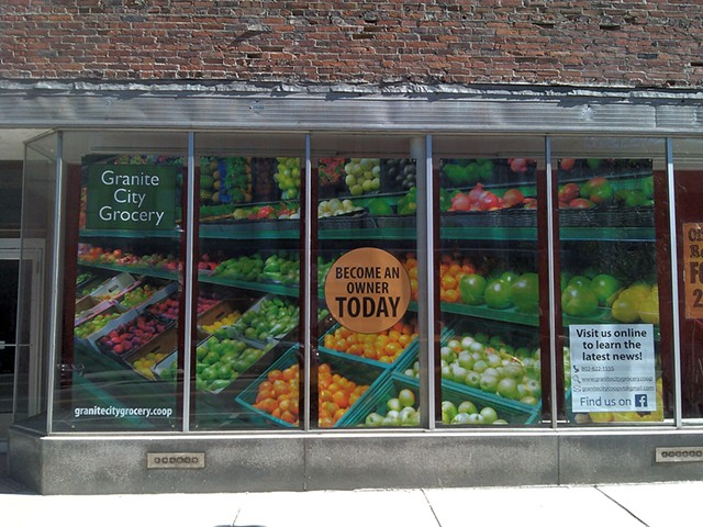 After an eight-year effort to open a brick-and-mortar food co-op in Barre, members of the Granite City Grocery will be voting online between May 28 and June 18 to either elect a new board of directors or to dissolve entirely. - COURTESY OF NICK LANDRY