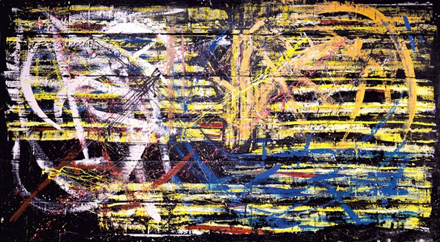 """Graffiti Art"" by Mark Rosalbo - COURTESY OF MARK ROSALBO"