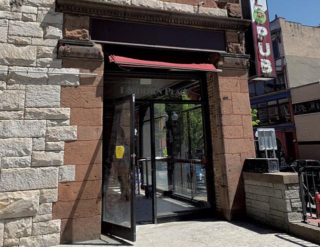 Site of the Skinny Pancake in Albany, N.Y. - COURTESY OF THE SKINNY PANCAKE