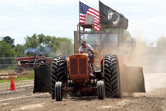 Addison County Fair & Field Days - COURTESY