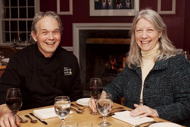 Doug Mack and Linda Harmon - COURTESY OF EMILY GILBERT