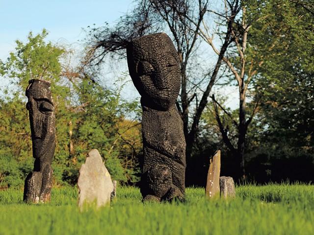 Community sculptures - SARAH PRIESTAP