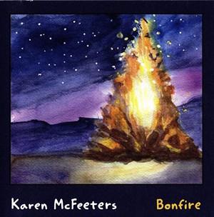 Karen McFeeters, Bonfire - COURTESY