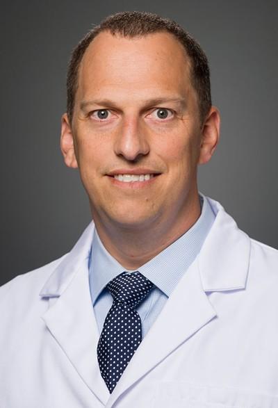 Dr. Matt Kinsey - COURTESY PHOTO