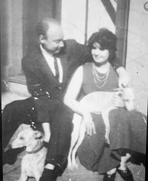 Ed and Anne Bemis in New York City in 1961 - COURTESY OF BEMIS FAMILY