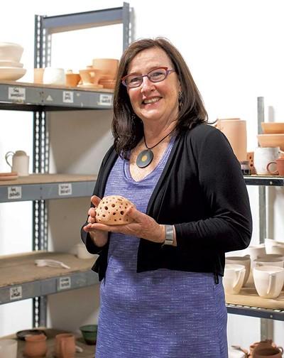 Doreen Kraft, executive director, Burlington City Arts - LUKE AWTRY