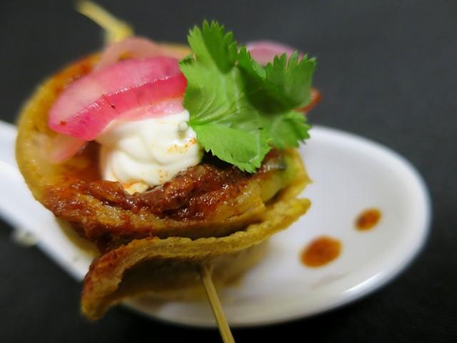 Enchiladas, City Market/Onion River Co-op - MATTHEW THORSEN