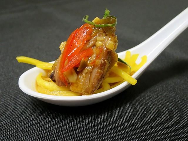 Duck chow mein, Thai Dishes - MATTHEW THORSEN
