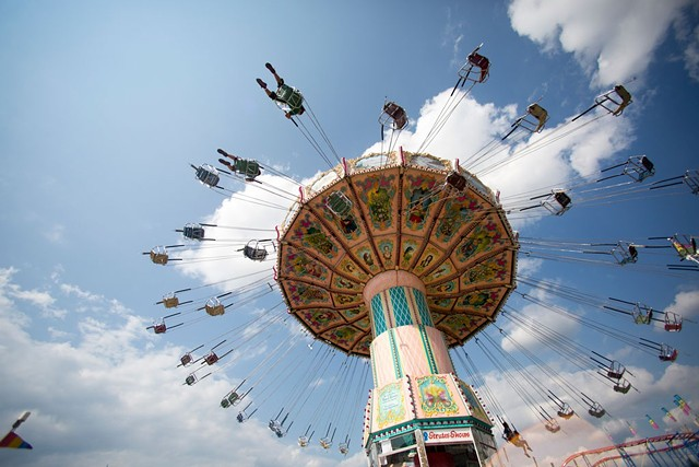The Champlain Valley Fair - FILE: JAMES BUCK ©️ SEVEN DAYS