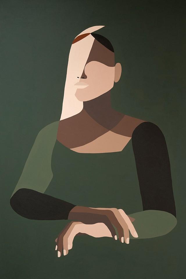 """""""Renaissance"""" by Naomi C. Gallay - COURTESY OF MARIN HORIKAWA"""