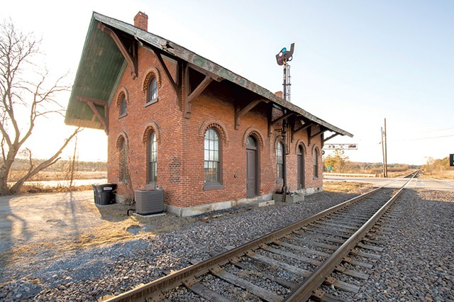 New Haven Train Depot - CALEB KENNA