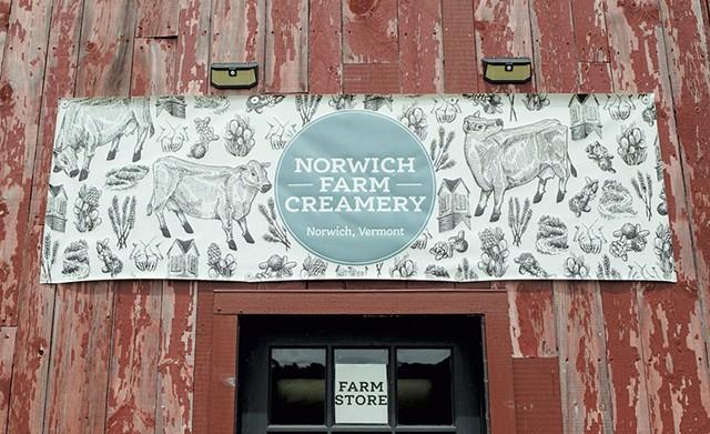 Norwich Farm Creamery - SARAH PRIESTAP