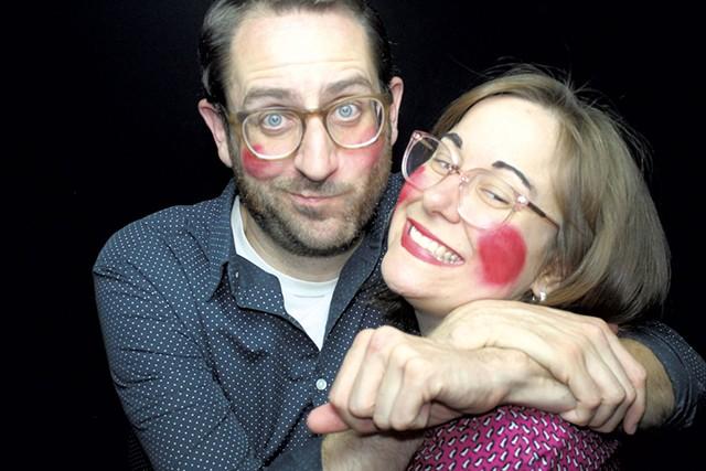 Nathan Hartswick and Natalie Miller - COURTESY