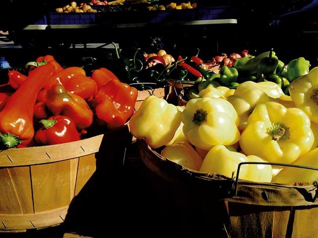 Market on the Green - COURTESY OF KATHY AVELLINO