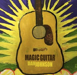 Dan johnson, Magic Guitar