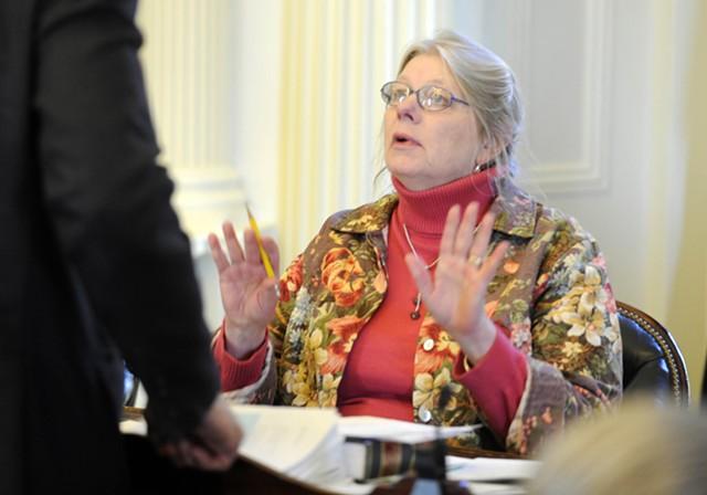 Sen. Jeanette White - JEB WALLACE-BRODEUR