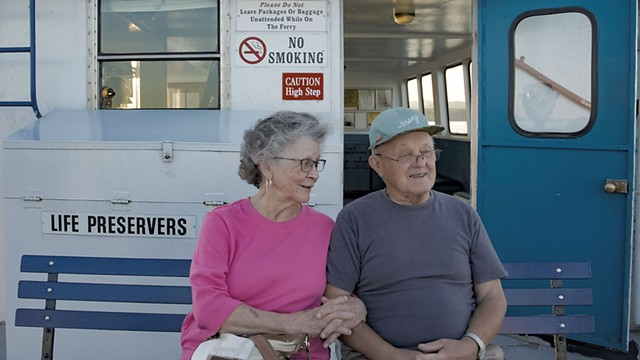 FOR THE DURATION David and Ginger Isham of Williston's Isham Family Farm celebrate their 60th year together in this Netflix docuseries. - COURTESY OF NETFLIX
