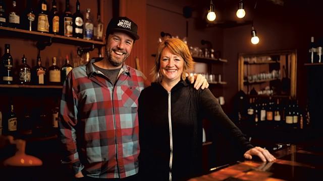 Chip and Sarah Natvig - BEN DEFLORIO