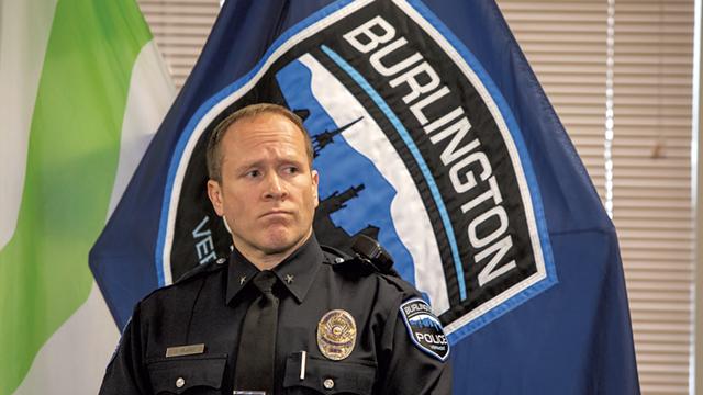 Acting Police Chief Jon Murad - FILE: LUKE AWTRY