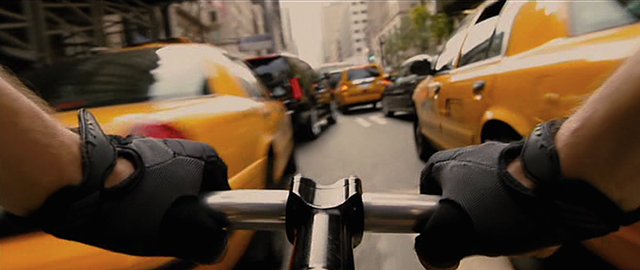 Wilee-cam in Premium Rush - SONY PICTURES