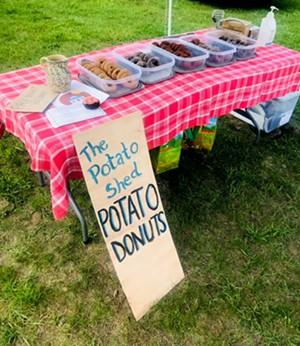The Potato Shed - COURTESY