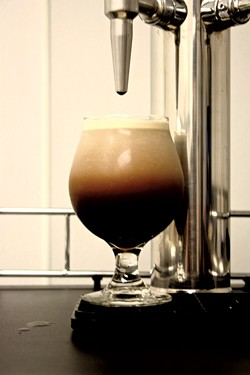 Cold brew at Coffee Lab International - SUZANNE PODHAIZER