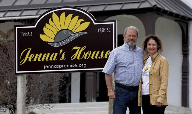 Jenna's House - COURTESY OF DANIEL FRANKLIN