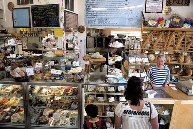 Otter Creek Bakery - CALEB KENNA