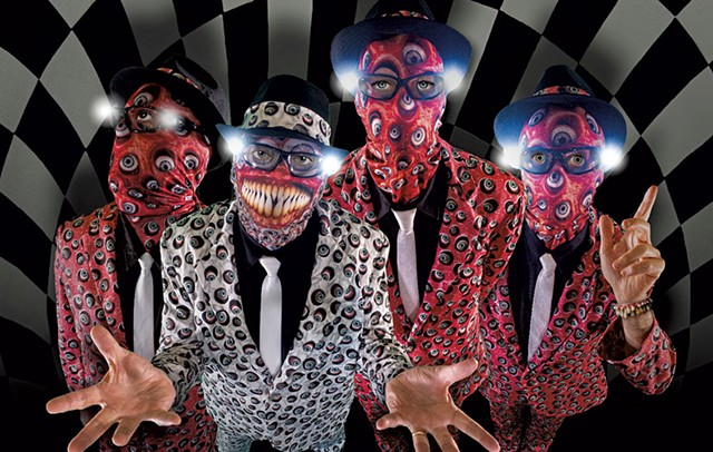 The Residents - COURTESY OF THE RESIDENTS